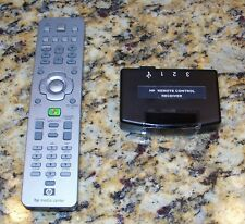 HP RC6 Media Center Infrared Remote Control With Receiver RFO-HF-MS, PC Computer
