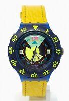 Orologio Swatch divine scuba watch diver 200 m clock diving montre sub reloj