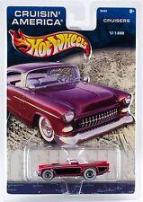 Hot Wheels Cruisin' America Cruisers '57 T-Bird 1/64 New 2002