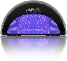 Lámpara Secador de uñas LED para Shellac Bluesky Gelish rápido esmalte en gel UV OPI Temporizador