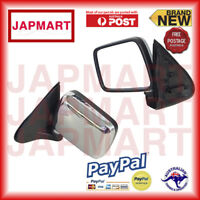 HOLDEN RODEO TF 01/1997 ~ 02/2003 MANUAL DOOR MIRROR LEFT HAND SIDE L40-MOD-DRLH