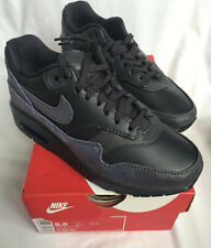 NIKE WMNS AIR MAX 1 LX Women's Trainers UK 4 Oil Grey NEW BOXED