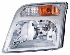 FORD TRANSIT CONNECT 2010-2013 DRIVER HEADLIGHT HEAD LIGHT FRONT LAMP - LEFT