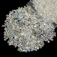 2000pcs 4.5mm Crystal Diamond Table Confetti Wedding Bridal Party Decors UK