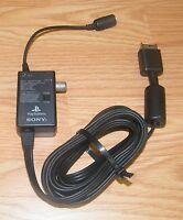 Genuine Sony (SCPH-10071) 5V RFU Adapter Coaxial Hookup For PlayStation PS2