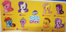 McDonalds 2018 - MY LITTLE PONY - COMPLETE SET OF 8 - FREE SHIPPING