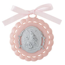 Guardian Angel Crib Medal Nib choose Blue or Pink Free Shipping!