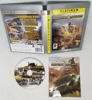 Playstation 3 Game MOTORSTORM Platinum PS3 Good condition FAST POST