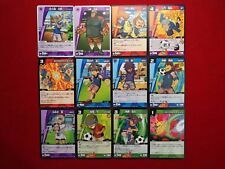 Mixed Lot 12 Inazuma Eleven GO Japanese Trading Card Game MINT CONDITION #0296