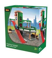 BRIO 33204 Parking Garage Wooden Railway Destinations Age 3-5 years 7 pcs