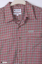 Abbigliamento da uomo rossi Columbia