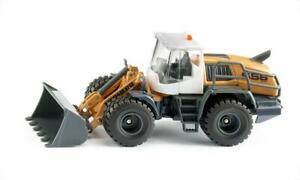 NEW Siku Liebherr L 556 4-Wheel Construction Loader Die Cast Toy Car 1:50 3561