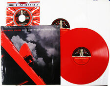 "The White Stripes Nine Miles From The White City Ltd Ed 2LP (color)+7""+ book NM"
