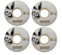 Bones STF 52mm Berger Playbones V3 Skateboard Wheels