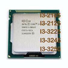 Intel Core i3-3250 i3-3245 i3-3225 i3-2125 i3-2105 LGA 1155 CPU Processor