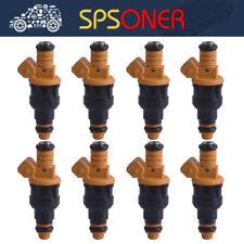 8pcs 0280150718 Fuel Injector For Ford F150 F250 F350 E150 E350 4.6 5.0 5.4 5.8L