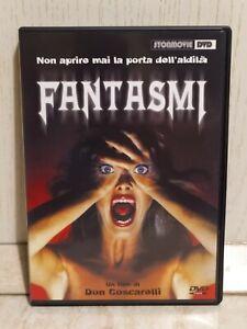 Fantasmi Don Coscarelli DVD Edizione Vendita Stormvideo Horror Tall man 1979