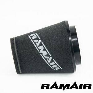 Ramair Performance Universal Induction Intake Custom Foam Air Filter - 100mm ID