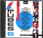 LES TUBES 6 - CD COMPILATION 1991 - 18 TITRES [2179]