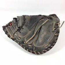 Allstar Professional Series Baseball Catchers Mitt Right Hand Thrower CM3000SBK