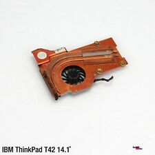 CPU Cooler Fan Notebook IBM THINKPAD T42 Lenovo Laptop 26R7859 26R7860 Origin