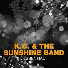 KC & THE SUNSHINE BAND - ESSENTIAL (NEW CD)