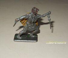 Ancienne Figurine CRESCENT TOYS : Le Romain HERCULE avec peau de bête