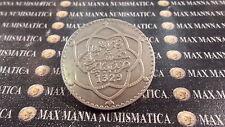 MAROCCO MOROCCO 10 DIRHAMS RIAL 1329 ARGENTO SILVER