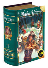 Baba Yaga Board Game (Iello 2013) NEW in Shrinkwrap