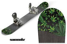 Snowboard Punta Adhesivo Dibujos Pegatina para Burton, Capita, K2, Gnu ,