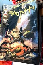 BATMAN 1/50 NEW 52 RW LION COMPLETA PRIMA EDIZIONE + Special LA NOTTE DEI GUFI