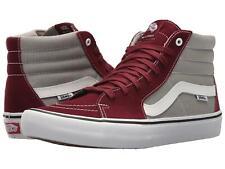 Vans SK8 HI PRO Cabernet/Drizzle Men's Shoes 7.5