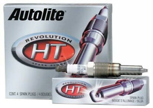 8 X AUTOLITE HT SPARK PLUGS FOR FORD FAIRLANE BA BF BARRA 220 230 SOHC 5.4L V8