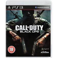 Jeux vidéo Call of Duty sony PAL