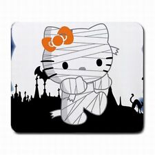 NEW Hello Kitty Mummy - Large Mousepad mat CUTE ! Gothic Spooky Sanrio San-X