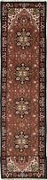 "Hand-knotted  Carpet 2'6"" x 19'8"" Royal Heriz Traditional Wool Rug"