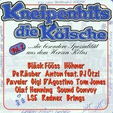 Kneipen Hits-Die Kölsche (2000) 02:Höhner, De Räuber, Bläck Fööss, Pave.. [2 CD]