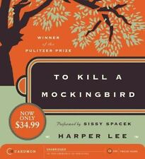 To Kill a Mockingbird (Audio CD) Unabridged 11 cds Brand new sealed