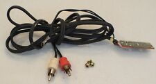 Gemini PT-1000 Turntable Tonearm Interface, RCA Jacks and More, May Fit Others