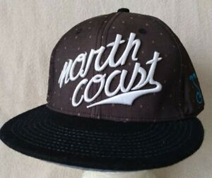 NORTH COAST MUSIC FESTIVAL Hat Ball Cap Grassroots California Size 7 1/2