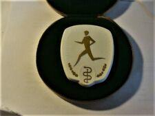 Meissen Medaille   Gesellschaft für Sportmedizin   OVP