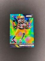 2018 Panini Prizm MARQUEZ VALDES-SCANTLING Green Yellow /275 SP Rookie RC #240
