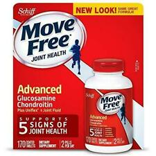 Schiff Move Free Advanced Triple Strength Joint Health 200 Tablets *10/2019*