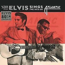 Elvis Sings The Hits Of Atlantic von Elvis Presley (2015)