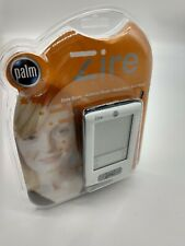Palm Zire Handheld Pda Date Address Book Note Pad New Sealed