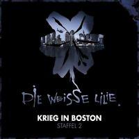 DIE WEISSE LILIE - KRIEG IN BOSTON-STAFFEL 2   3 CD NEU