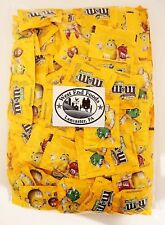 M&M's Peanut Chocolate, Classic Candy (5 lbs) Bulk of Fun Size Snacks in a Ba...
