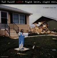 Van Halen - Live: Right Here, Right Now Nuovo CD