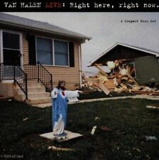 Van Halen - Live: Right Here, Right Now NEW CD