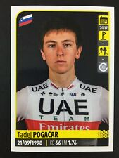 Tadej Pogacar Rookie RC Sticker Panini Tour De France 2020 #369